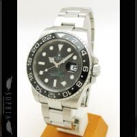 ブランド:ROLEX ロレックス 商品名:オイスター パーペチュアル GMTマスター2 Ref.11...