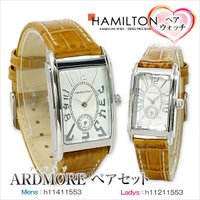 HAMILTON ハミルトン ペア腕時計 アードモア ARDMORE  H11411553 H112...