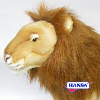 ●オーストラリアのhansa社が制作したAFRICANA(アフリカサファリ)シリーズのリアルなライオ...