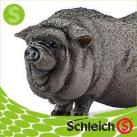 Schleich シュライヒ社フィギュア 13747 ポットベリードピッグ Pot bellied pig|soprano