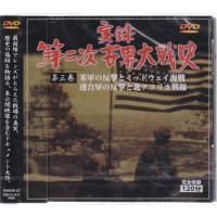 ■タイトル:実録第二次世界大戦史 第三巻 米軍の反撃とミッドウェイ海戦/連合軍の反撃と北アフリカ戦線...