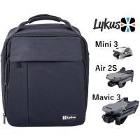 マビックエアー2 ドローンバッグパック Lykus ライカス DJI Mavic 2 Mavic Mini Mavic Air 2 リフトチョイスバック DBM-100 M1 マビックシリーズ適用 防撥水