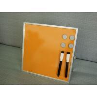 サイズ: 幅27×高25cm  材質: アルミフレーム,スチール,MDF  備考: マーカー赤×1、...