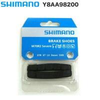 SHIMANO (シマノ)  M70R2 カートリッジタイプブレーキシュー(シビアコンディション用)...