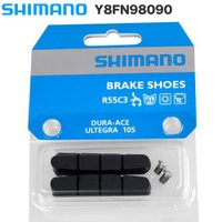 SHIMANO (シマノ)  R55C3 カートリッジタイプブレーキシュー (Y8FN98090) ...