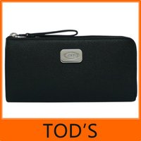 TOD'S トッズ D-STYLING tods L字ファスナー 長財布  □■商品の詳細■□ カラ...