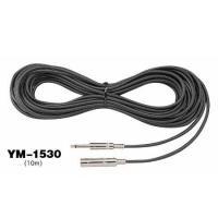 YM-1530 TOA マイクロホン マイクロホン用コード 10m 1芯シールド(不平衡) [ YM1530 ]