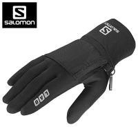 SALOMON サロモン S-LAB WARM GLOVES ウォームグローブ 防寒ランニンググロー...
