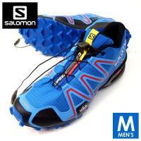 SALOMON サロモン SPEEDCROSS 3 スピードクロス3 トレイルランニングシューズ  ...