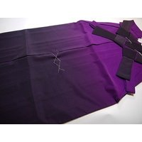 仕立て上がり 袴 はかま ぼかし  女性用 紫 S・M・Lサイズ
