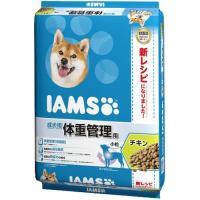☆送料無料☆/アイムス 成犬用 体重管理用 チキン 小粒(IAMS 8000g)/犬用品/ブランド:...