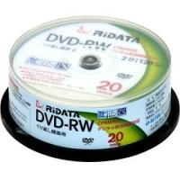 ★税抜1900円以上で送料無料★/RiDATA 繰り返し録画用 DVD-RW DVD-RW120.2...