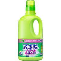 ワイドハイター EXパワー 漂白剤 本体 大サイズ ( 1L )/ ワイドハイター ( 漂白剤 抗菌 消臭 ボトル 液体 )