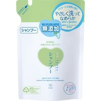 (アウトレット)牛乳石鹸 カウブランド 無添加 シャンプー 詰替用 ( 400mL )/ カウブランド