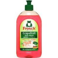 (訳あり)フロッシュ 食器用洗剤 グレープフルーツ ( 500mL )/ フロッシュ(frosch)