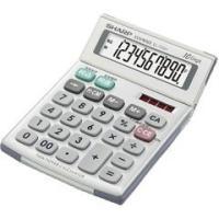 シャープ セミデスク電卓10桁 EL-133H-X ( 1台 )/ シャープ