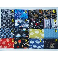 じゃばら 和柄カードケース 16柄種類 選べるシリーズ3 メンズ 戦国家紋 鯉 富士 市松|sousakuzakka-koto|02