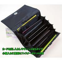 じゃばら 和柄カードケース 16柄種類 選べるシリーズ3 メンズ 戦国家紋 鯉 富士 市松|sousakuzakka-koto|08