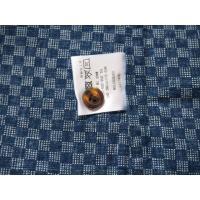 父の日 半袖シャツ 和柄シャツ 市松模様 切り替え 衣櫻 和柄 和風 日本製 国産 SA1209 M L XL XXL|sousakuzakka-koto|17