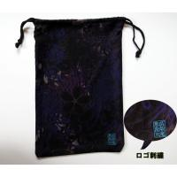 和柄Tシャツ と ハーフパンツ、巾着の3点セット 絡繰魂 金魚刺繍旅のSET UP sousakuzakka-koto 11