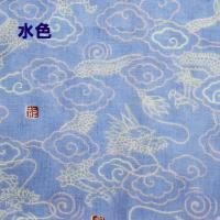 温泉バッグ 日本手ぬぐい 選べる2点セット メンズ スパバッグ 浮世絵 白波 赤富士|sousakuzakka-koto|17