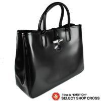 ロンシャンからトートバッグが入荷です!! シックでクールな雰囲気を醸し出したデザイン♪ しっかりとし...