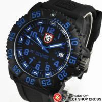 ルミノックス LUMINOX  NAVY SEALS カラーマーク T25 3053 ブルー 大人気...