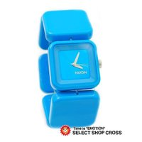 NIXON ニクソン レディース腕時計 THE MISTY A107300 ブルー  人気ニクソン腕...