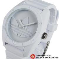 人気のアディダスから腕時計が登場です! ポップなカラーリングはファッションのアクセントにオススメ! ...