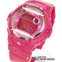 カシオ ベビーG ベビーg Baby-G BG-169R-4B BG-169R-4BDR 腕時計 ピ...