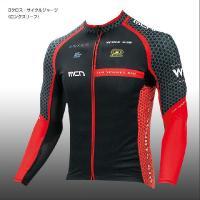売り切り<ES><S><L>(クリックポスト200円OK)MCN SPORTS 3クロス・サイクルジャージ(ロングスリーブ)(ES〜XL)自転車サイクルウェア 長袖|sp-kid