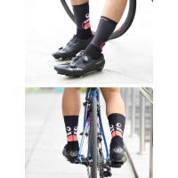 (2点までクリックポスト200円OK)Monton[モントン]サイクリングソックス[Funnymonster-ショートタイプ]フリーサイズ自転車用靴下サイクルソックス|sp-kid|05