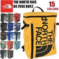 THE NORTH FACE FUSE BOX ノースフェイス ヒューズボックス リュック リュック...