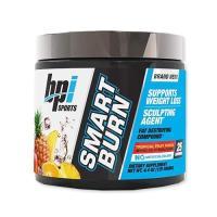 スマートバーン トロピカルフルーツパンチ 125g (4.4oz) 25回分 BPI Sports (ビーピーアイスポーツ)