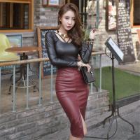 ●長袖ジャケット+スカート=2件です。 ●スカートは前見ごろにスリット仕様です。 ●これからのシーズ...