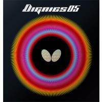 バタフライ(Butterfly) 裏ラバー DIGNICS 05 ディグニクス05 06040 ブラック