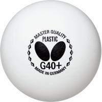 バタフライ Butterfly バタフライ マスタークオリティプラスチック G40+ 6ダース トレ...