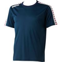 ARENA アリーナ チームラインTシャツ ARN6331 DNY