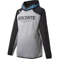 デサント(DESCENTE) バレーボール ウォームスウェットパーカー 男女兼用 ユニセックス DVUOJF20 GRM