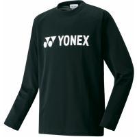 Yonex ヨネックス ユニ ロングスリーブTシャツ 16158 ブラック
