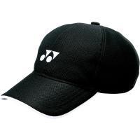 Yonex ヨネックス メッシュキャップ(ユニ) 40002 ブラック