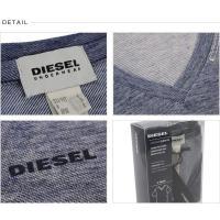 ディーゼル DIESEL Tシャツ 半袖 メンズ Vネック ロゴ 00CG260CALF UMTEE-MICHAEL DS44007SL