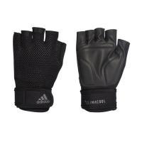 アディダス adidas メンズ レディース トレーニング グローブ 手袋 パフォーマンスクライマクールグローブ FTR05 DT7959 ブラック/アイロンメット 【2019SS】
