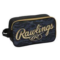 ローリングス rawlings 野球 メンズ アクセサリ シューズケース ESC8F01 BCAMO ブラックカモ