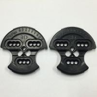 BURTON 3D HINGE DISC Black バートン ヒンジ ディスク