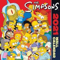 The Simpsons Calendar 2021 / シンプソンズカレンダー2021