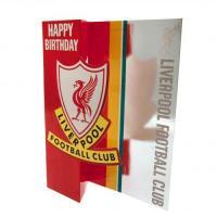 Liverpool FC Birthday Card / リバプールFCバースデーカード