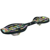 スケートボードのように地面を蹴りながら進むのではなく、体をひねりながら前進するもので、楽しく遊びなが...