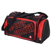 ルコックロゴを大胆にデザインしたボストンバッグ。・サイズ:「縦 x 横 x マチ」 約 28 x 4...