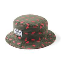 シックでありながら遊び心を加えたデザインが持ち味キッズ用帽子。人気のバケットタイプで流行も取り入れお...